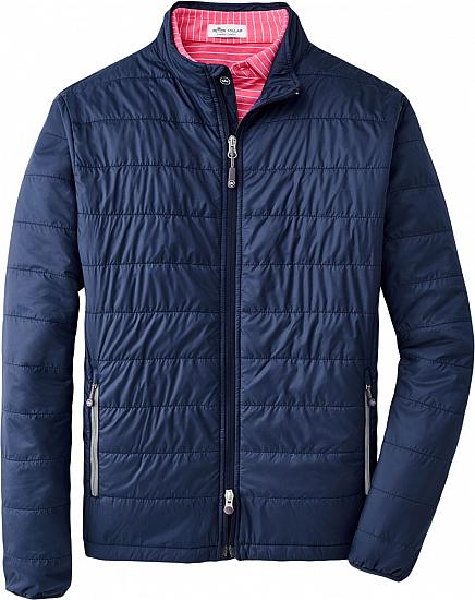 Peter Millar Hyperlight Quilted Full-Zip Golf Jackets