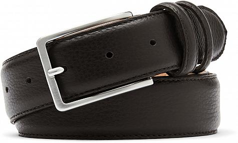 Peter Millar Pebble Grain Leather Golf Belts