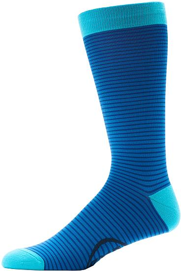 G/Fore Striped Crew Golf Socks - Single Pairs