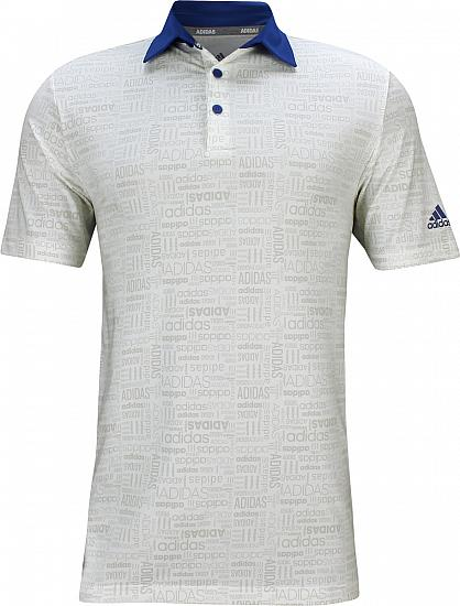 Adidas Ultimate 365 Graphic Golf Shirts