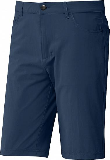"Adidas Go-To 5-Pocket 10"" Golf Shorts"