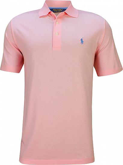 Polo Performance Lisle Solid Golf Shirts