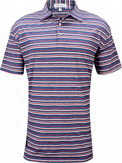 Peter Millar Edmund Performance Golf Shirts