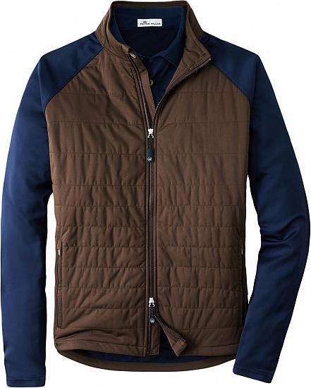 Peter Millar Merge Hybrid Full-Zip Golf Jackets
