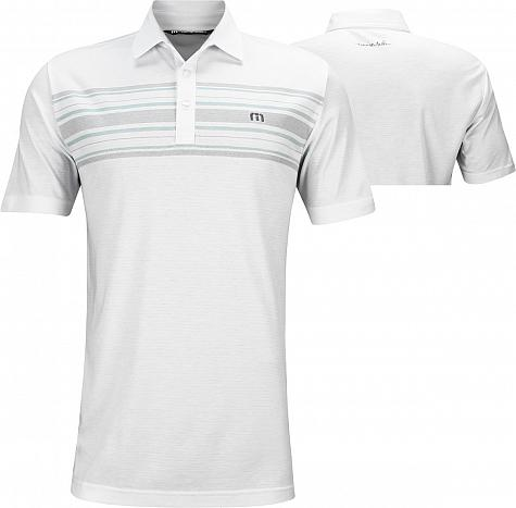 TravisMathew By The Pool Golf Shirts