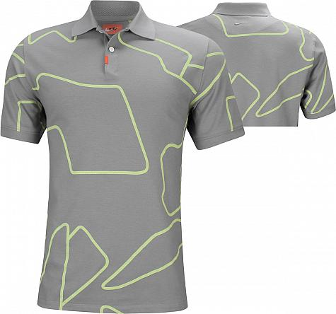 Nike Dri-FIT The Nike Polo Golf Shirts - Tony Finau - First Major - Friday