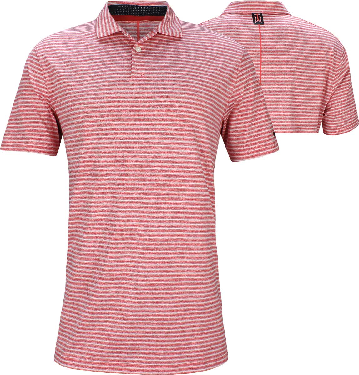 Nike Tiger Woods Vapor Stripe Golf Shirts
