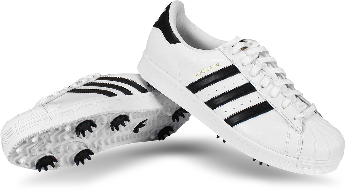 Now @ Golf Locker: Adidas Superstar Golf Shoes - Special Limited Edition