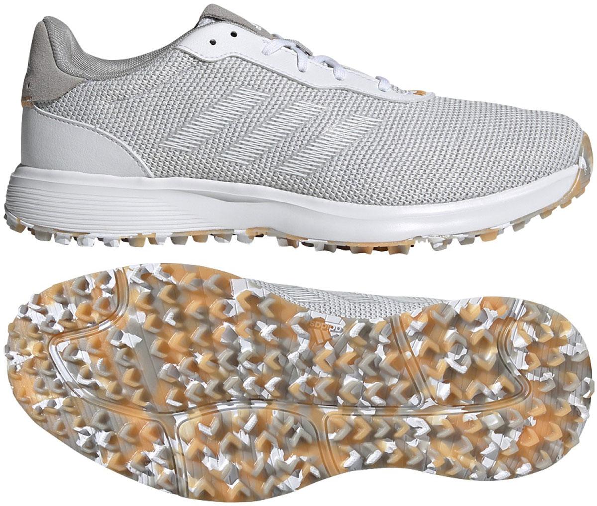 Now @ Golf Locker: Adidas S2G Spikeless Golf Shoes