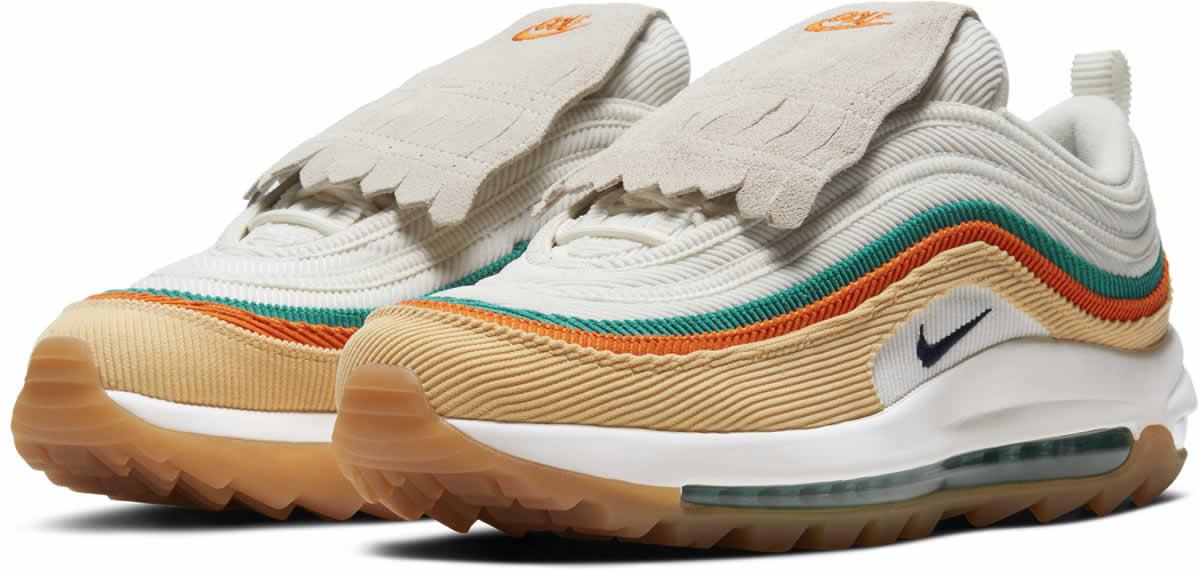 Nike Air Max 97 G NRG Spikeless Golf Shoes